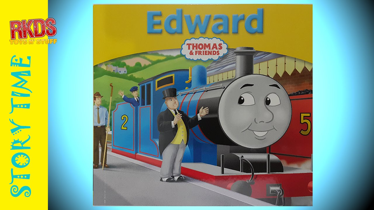 My Thomas Story Library Book 17 Edward Read Out Loud