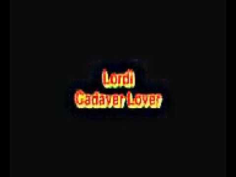 Lordi   Cadaver Lover   karaoke version