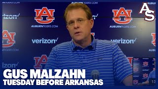 Auburn Tigers Football: Gus Malzahn