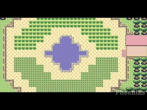Pheeniks - National Park (Pokemon rap instrumental)