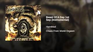 Beast Of A Day 1st Sep (Instrumental)