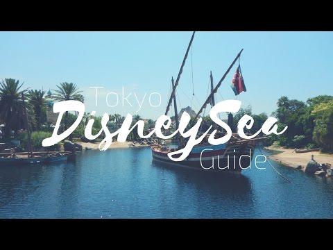 Tokyo DisneySea Guide