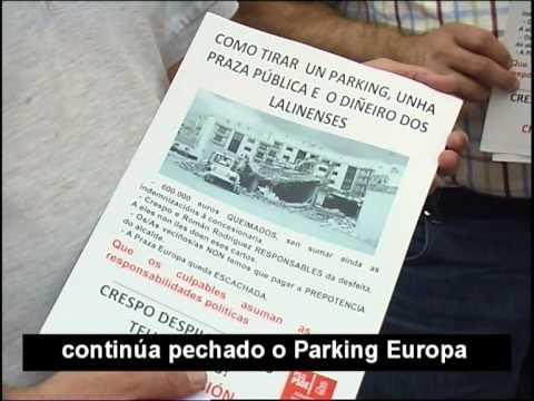 parking europa