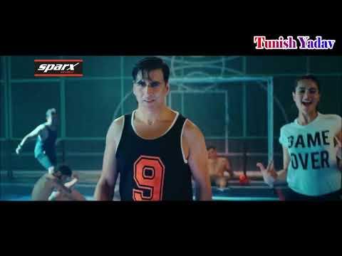 Akshay Kumar New Sparx TVC