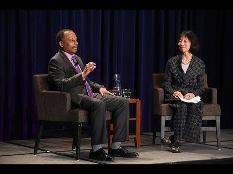 2017 Pauline Yu in Conversation with Earl Lewis, President, The Andrew W  Mellon Foundation