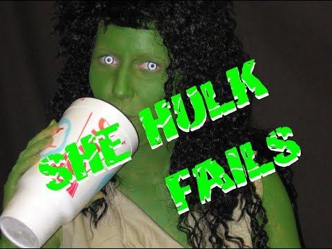 She Hulk Trailer Bloopers - Fails - Gag reel - EPIC!
