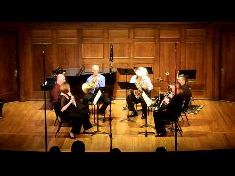 Suite No  1 for Tuba and Woodwind Quintet by Alec Wilder Arranged by William Stanton