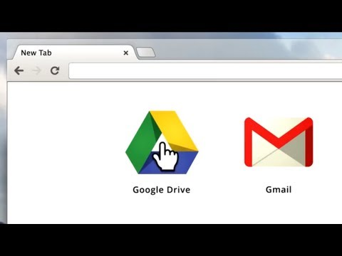 This is Google Drive