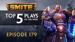 SMITE - Top 5 Plays #179