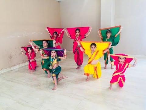 Lavni By Kids Below 10 Years  ||summerproject|| Choreography By Nickita Kumar