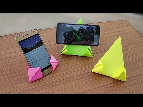 Simple DIY Mobile Stand | Zero Cost |