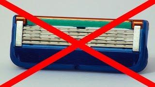 Какие сменные кассеты или лезвия для бритья нельзя покупать на Aliexpress в Китае