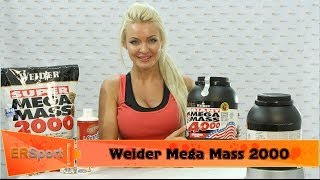 Weider Mega Mass 2000 Спортивное питание (ERSport.ru)