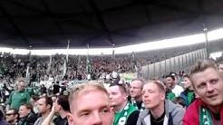 Werder ultras singen Helene Fischer