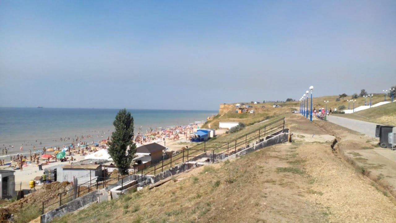 Чистый Берег с Курортное Одесская обл Украина с высоты птичьего .