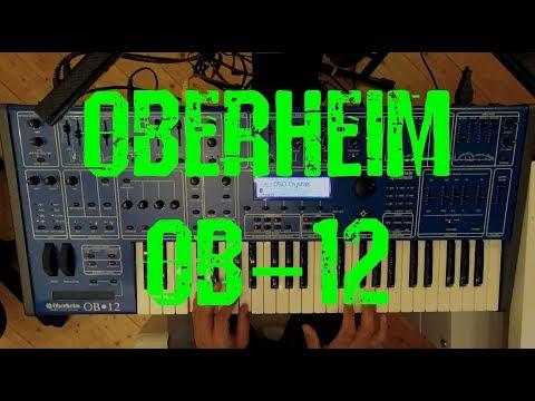 Oberheim OB-12 – the weird side [demo/review]