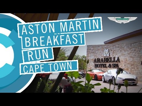 Aston Martin Breakfast Run (Cape Town) | Online Video Co