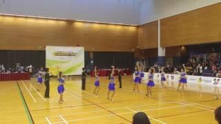 第60屆體育節 校際體育舞蹈團體舞公開賽 冠軍 保良局志豪小