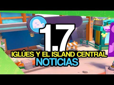 Noticias Club Penguin Island 1.7 | Iglúes & El Island Central | (Español) (Noticias)