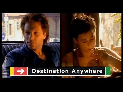 Destination Anywhere: The Film is listed (or ranked) 3 on the list The Best Jon Bon Jovi Movies