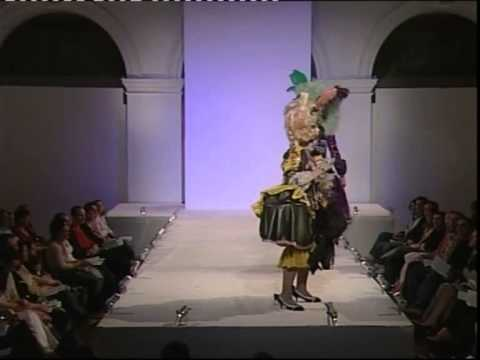 Edinburgh College of Art Costume (and Fashion) Show 2005