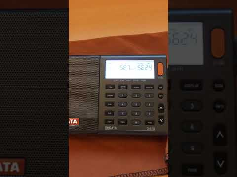 Laos National Radio caught in Vientiane, Laos on 567kHz  - D