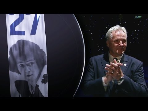 Gotta See It: Maple Leafs officially retire legendary numbers