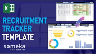 Download here: https://www.someka.net/excel-template/recruitment-excel-template/ recruitment tracker excel template will faster the process while...