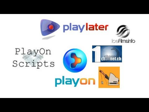 PlayOn 3rd Party Plugins and Full Detailed Demo
