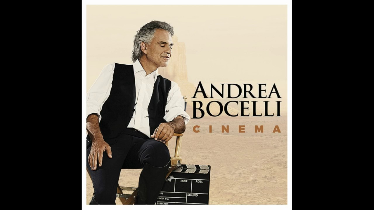 ANDREA BOCELLI - THE MUSIC OF THE NIGHT LYRICS