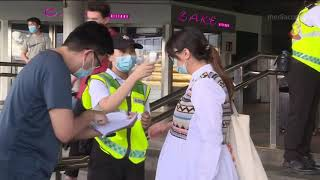 【冠状病毒19】驻新最高专员署安排巴士 助马国孕妇回乡待产
