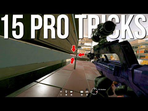 15 NEW Tricks From Pro League 2019 Rainbow Six Siege Tips & Tricks