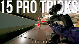 15 NEW Tricks From Pro League 2019 - Rainbow Six Siege Tips & Tricks