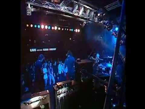 Jeff Buckley - Mojo Pin  (Live aus dem Südbahnhof, Frankfurt)