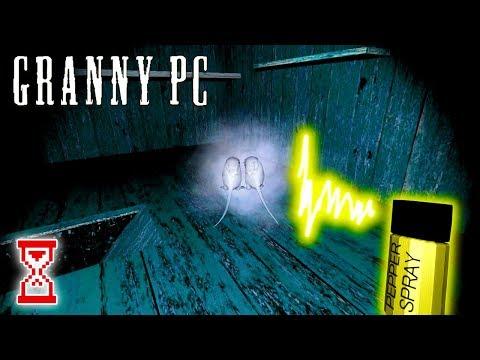 Эксперимент На что реагируют новые питомцы   Granny PC