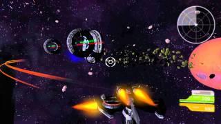 UDK Space Flight: Macross Effects