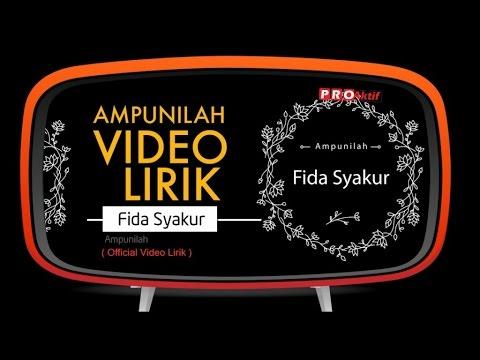 Fida Syakur - Ampunilah (Official Lyric Video)