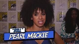 Pearl Mackie