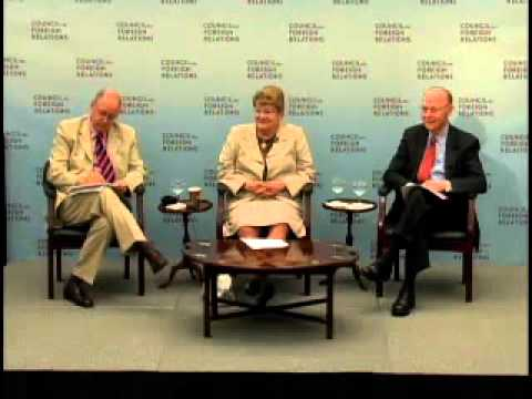 McKinsey Executive Roundtable Series in International Economics: Reforming the IMF: Is Bigger Better