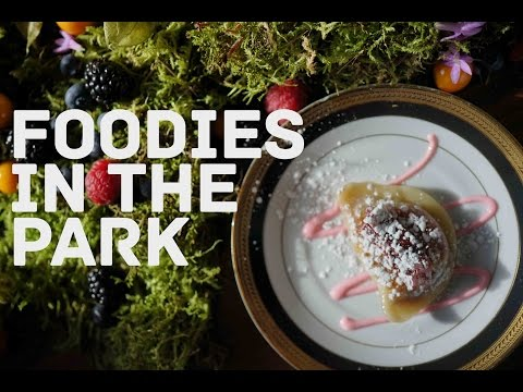 Foodies In The Park (Calgary, AB) #Table42