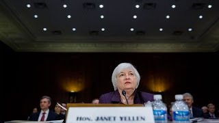 Janet Yellen's Senate Testimony in Two Minutes