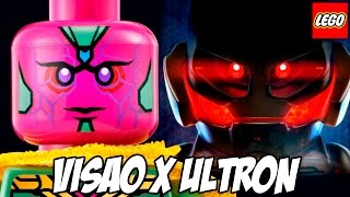 Video Lego Marvel Avengers Os Vingadores - Visão x Ultron, A BATALHA FINAL download MP3, 3GP, MP4, WEBM, AVI, FLV Oktober 2018