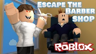 ESCAPE from the HAIRDRESSER'S to BLAME! -Roblox