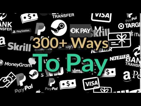 Buy Bitcoin With Any Payment Method With Paxful