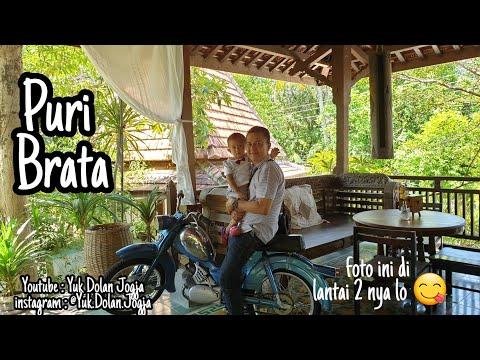 wisata-kuliner-keluarga-terbaru-yogyakarta-#yukdolanjogja-puri-brata-resort-galery-bantul-yogyakarta