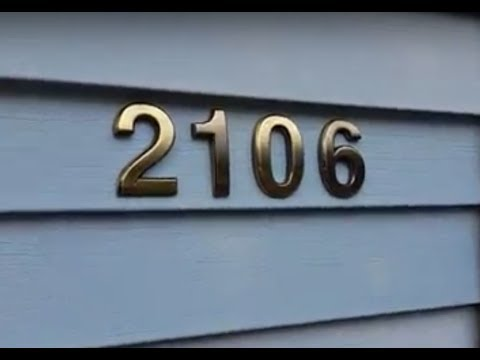 SERIOUSLY HIGH QUALITY MAGICDO SOLID BRASS MAILBOX & HOUSE NUMBERS