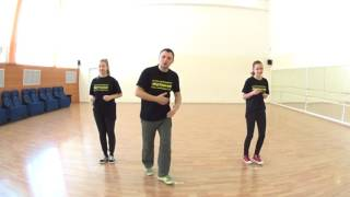 [ПОЛЕЗНОСТИ] УРОКИ ХИП ХОПА | #030 БАЗОВЫЕ ШАГИ: Pas de Bourree | HIP HOP DANCE LESSON