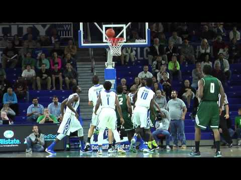 Men's Basketball: FGCU 104, Webber International 59