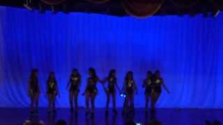 SEC 2013 - Christus DT - YO GIRLS