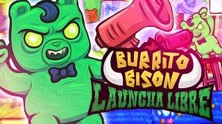 Darmowe Gry Online - Burrito Bison: Launcha Libre - ZACZYNAMY!